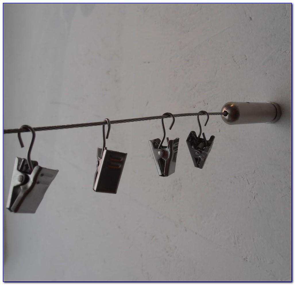 Seilsystem Für Vorhang