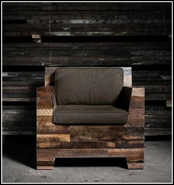 Sessel Aus Holzpaletten