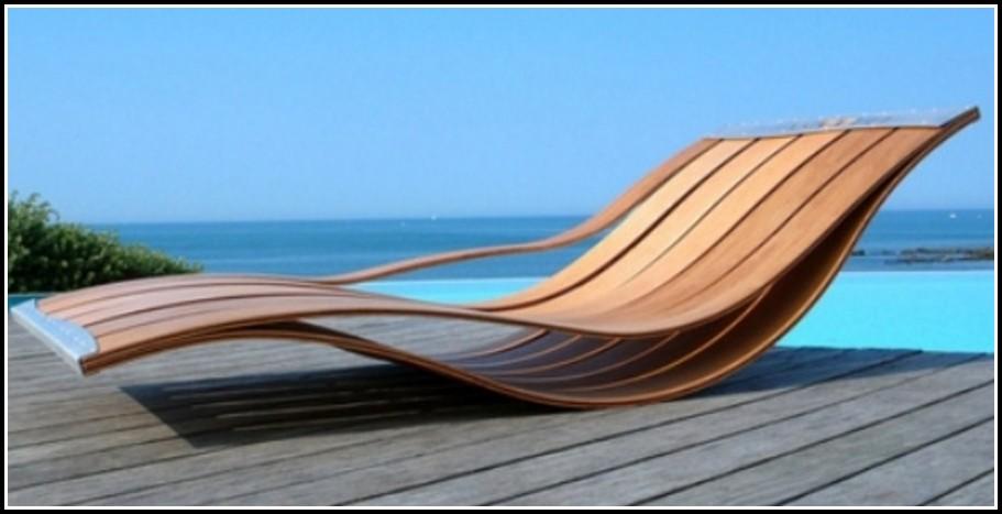 Sessel Holz Bauen