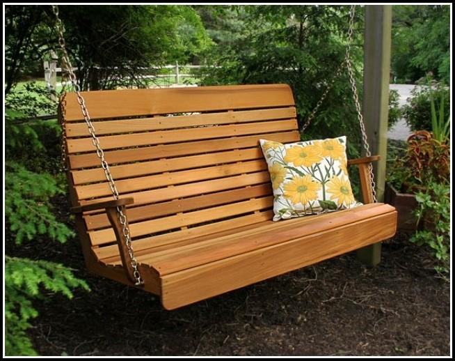 Sessel Holz Leder