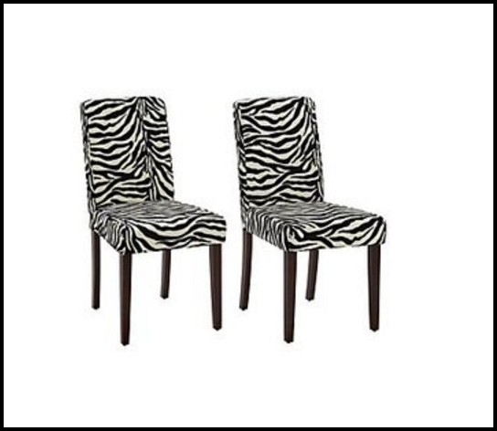 Sessel Home Affaire Zebra