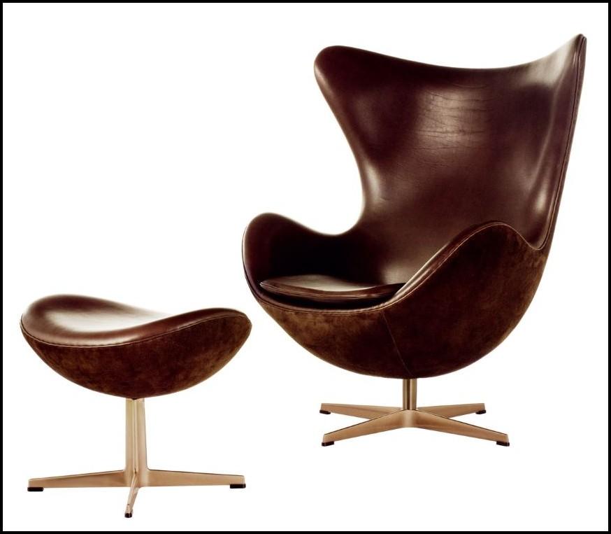 Sessel Mit Hocker Design