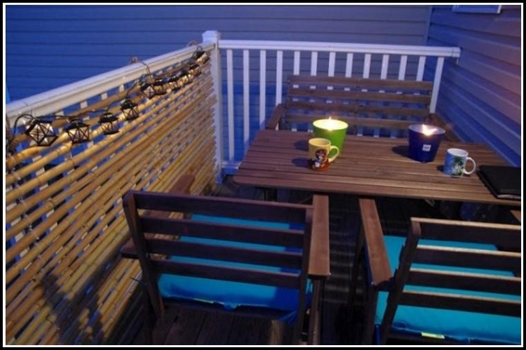 Sichtschutz Balkon Ikea