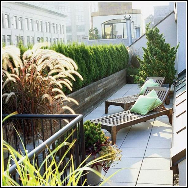 Sichtschutz Für Terrasse Und Balkon