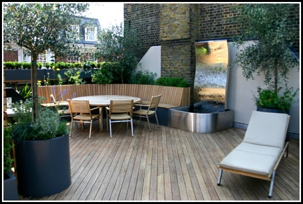 Sichtschutz Terrasse Holz Obi