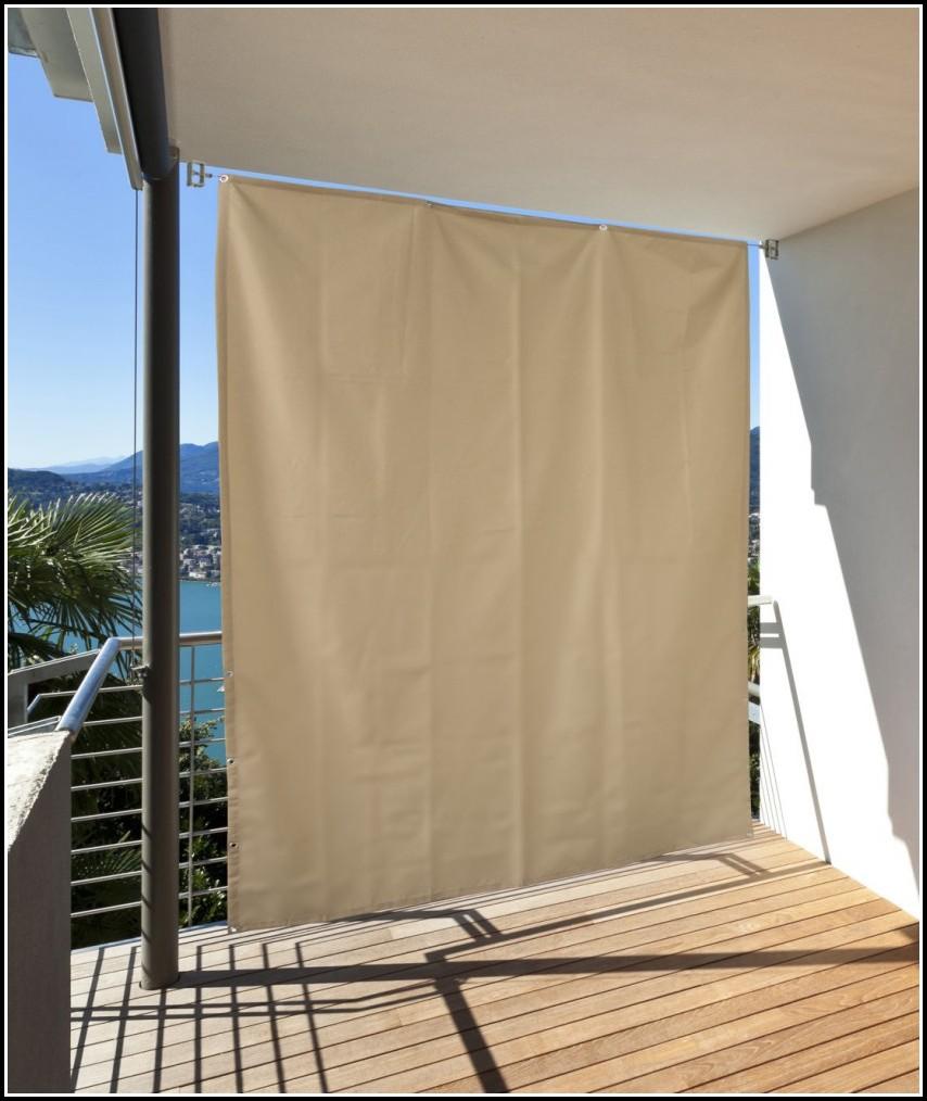 Sichtschutz Terrasse Holz
