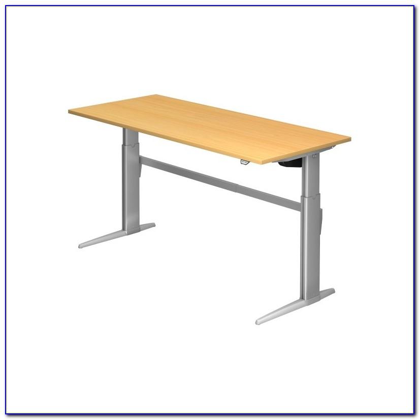 Sitz Steh Schreibtisch Ikea