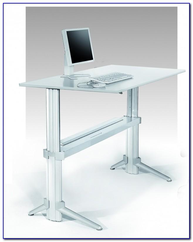 Sitz Steh Schreibtisch Test