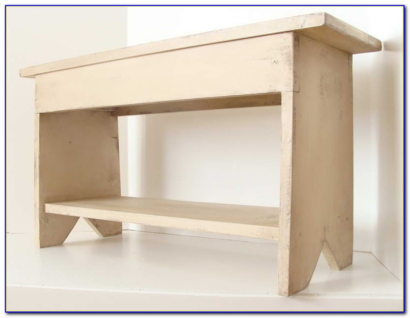 Small Storage Benches For Entryway