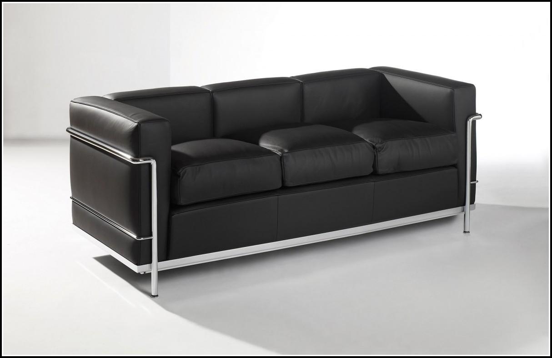 Sofa 3 Sitzer Leder