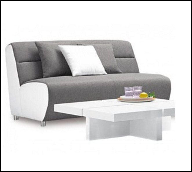 Sofa 3 Sitzer Weiß