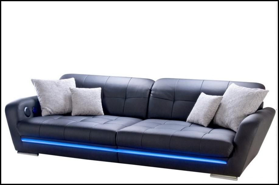 Sofa Mit Led Beleuchtung Und Sound