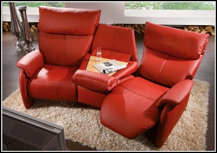 Sofa Mit Sessel Und Hocker