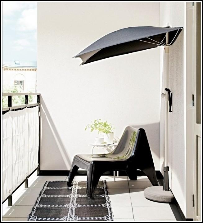 Sonnenschirm Balkonhalterung Rechteckig