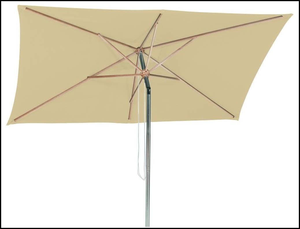 Sonnenschirm Rechteckig Für Balkongeländer