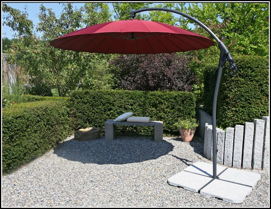 Sonnenschirme Für Balkon Halbrund