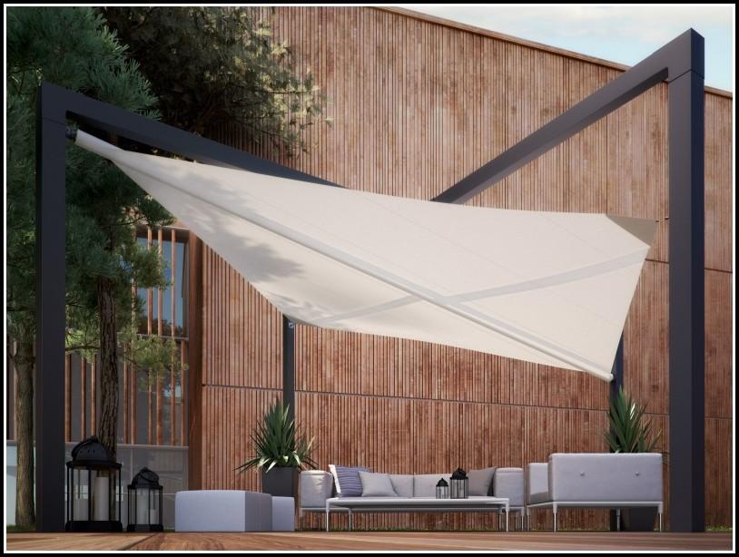 Sonnenschutz Für Die Terrassenüberdachung