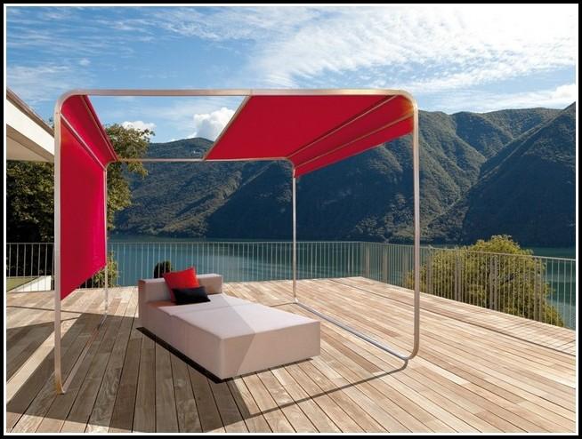 Sonnenschutz Fr Terrassen