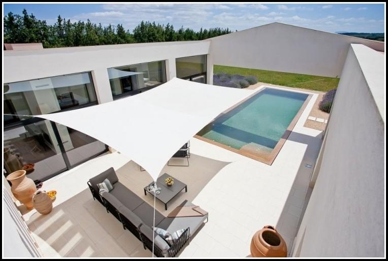 Sonnenschutz Terrassenberdachung