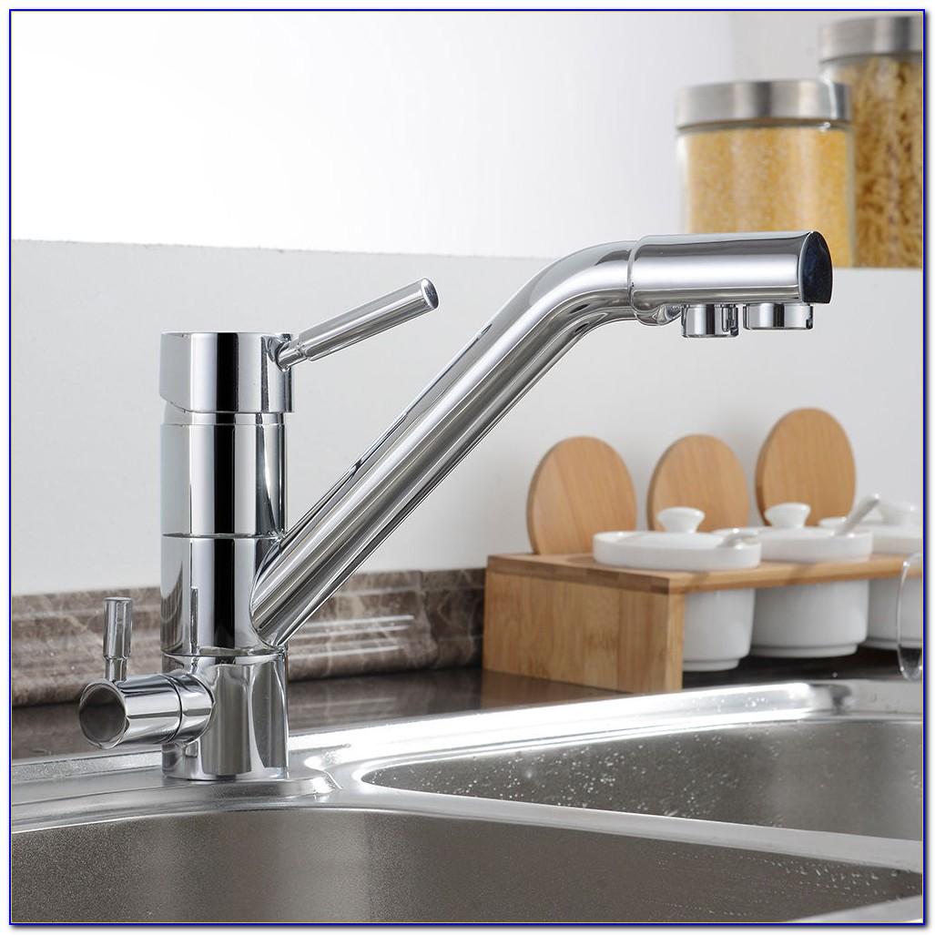 Spültischarmatur Mit Spülmaschinenanschluss Geräteanschluss Küche Wasserhahn