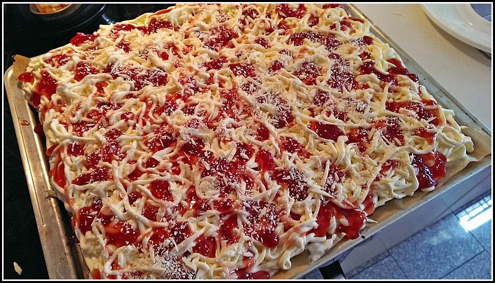 Spaghetti Torte Rezept Backen