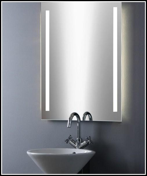 Spiegelschrank Bad Mit Beleuchtung Hornbach