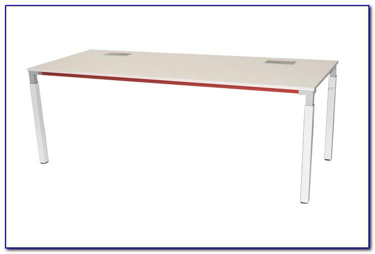 Steelcase Schreibtisch Höhenverstellbar