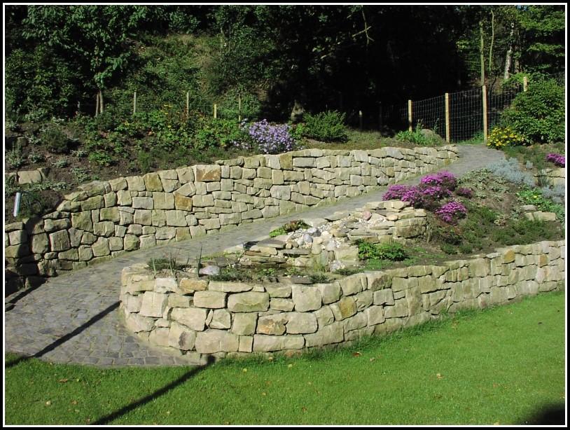 Stein Im Garten Sprichwort