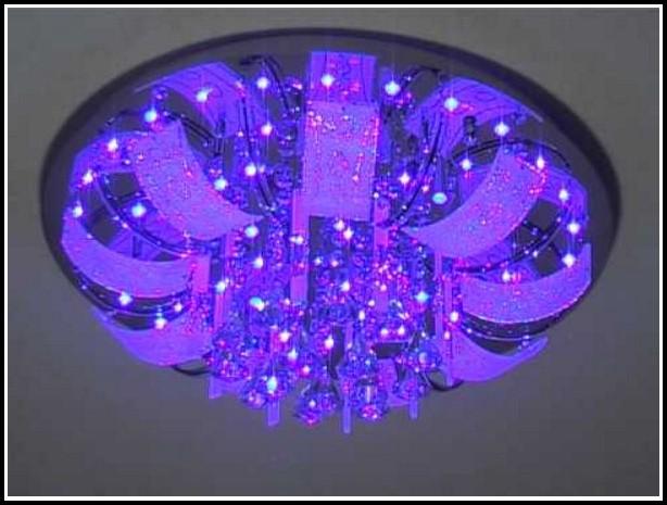 Sternenhimmel Beleuchtung Bauanleitung