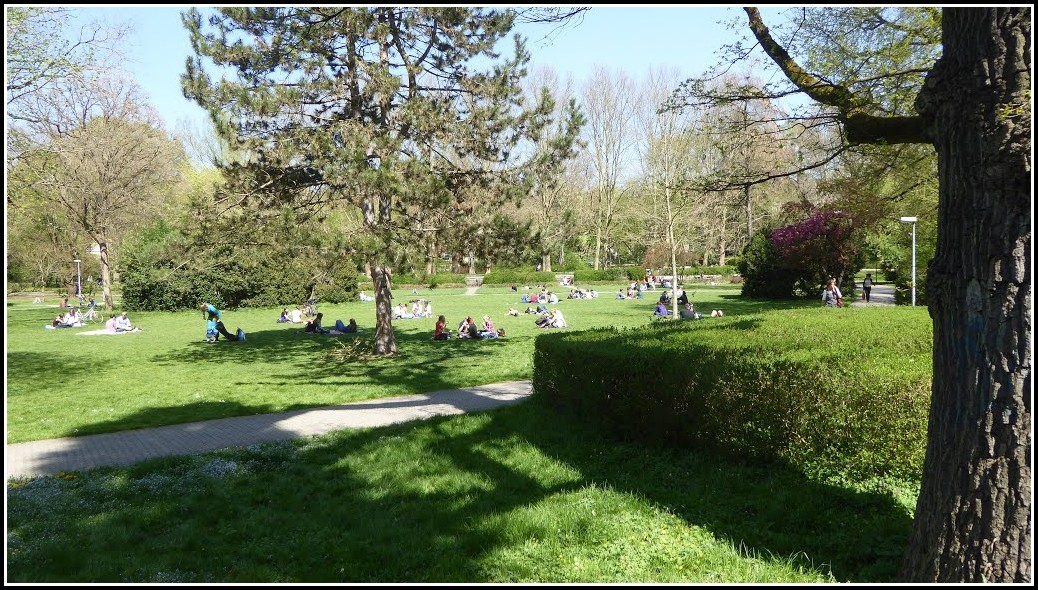 Tübingen Botanischer Garten Anfahrt