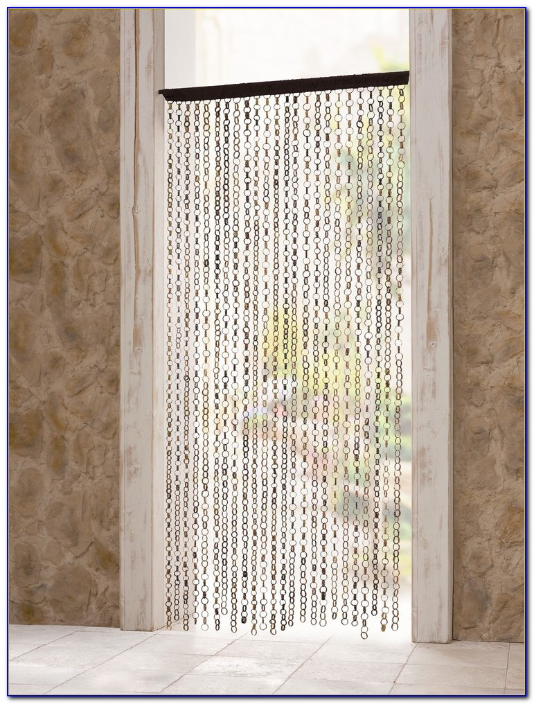 Tür Vorhang Stoff