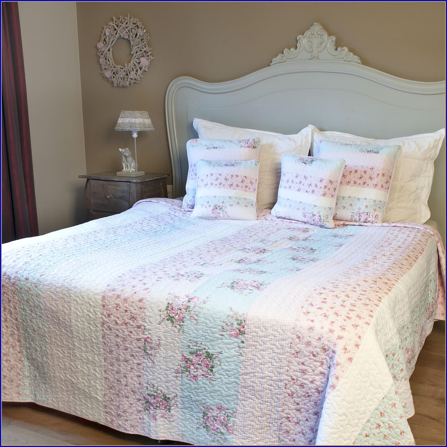Tagesdecken Bettberwurf