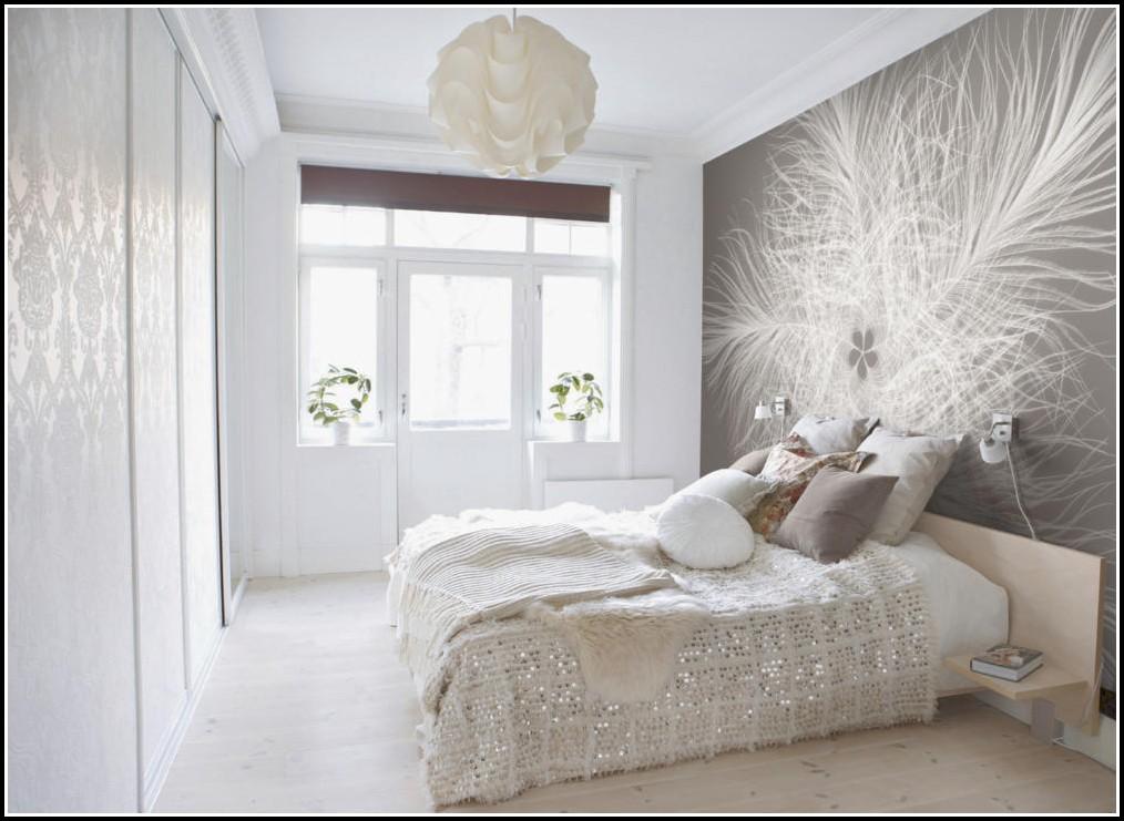 Tapeten Ideen Für Schlafzimmer