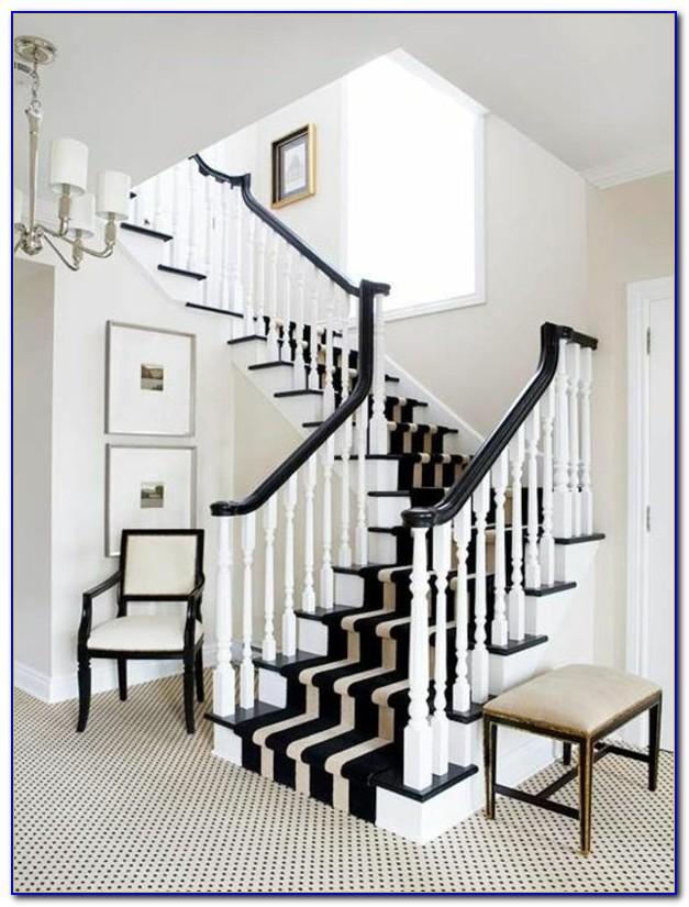 Teppich Auf Treppe Befestigen