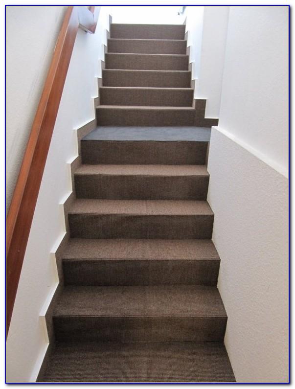 Teppich Auf Treppe Kleben