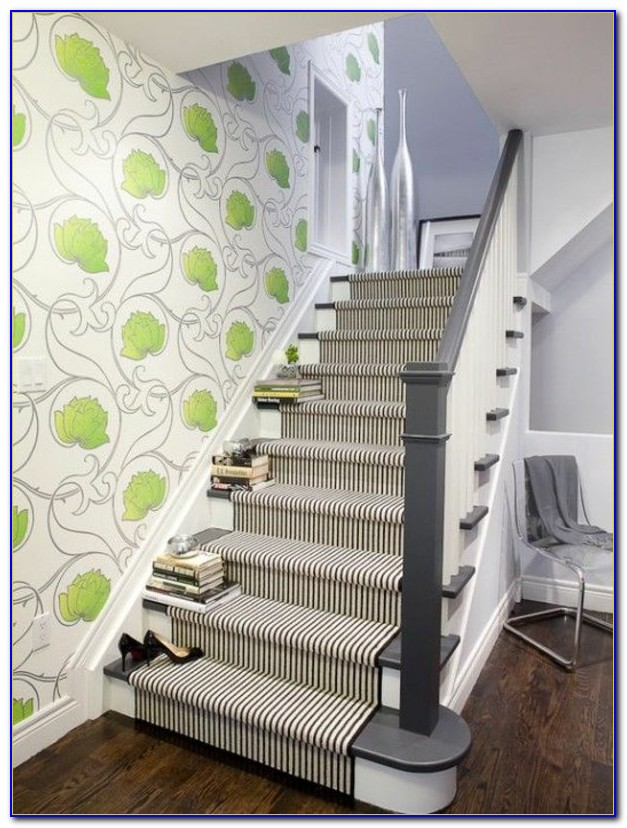 Teppich Auf Treppe Selbst Verlegen