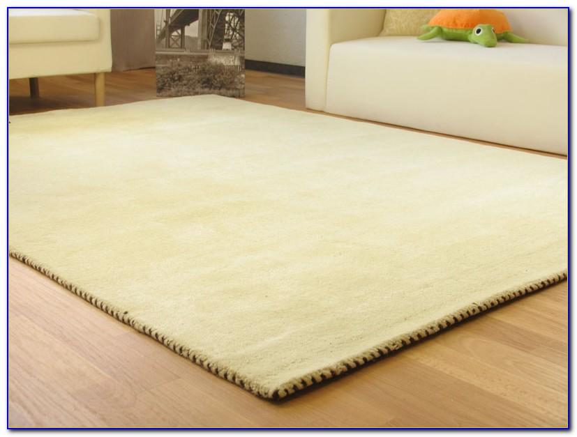 Teppich Aus Schurwolle Oder Polypropylen
