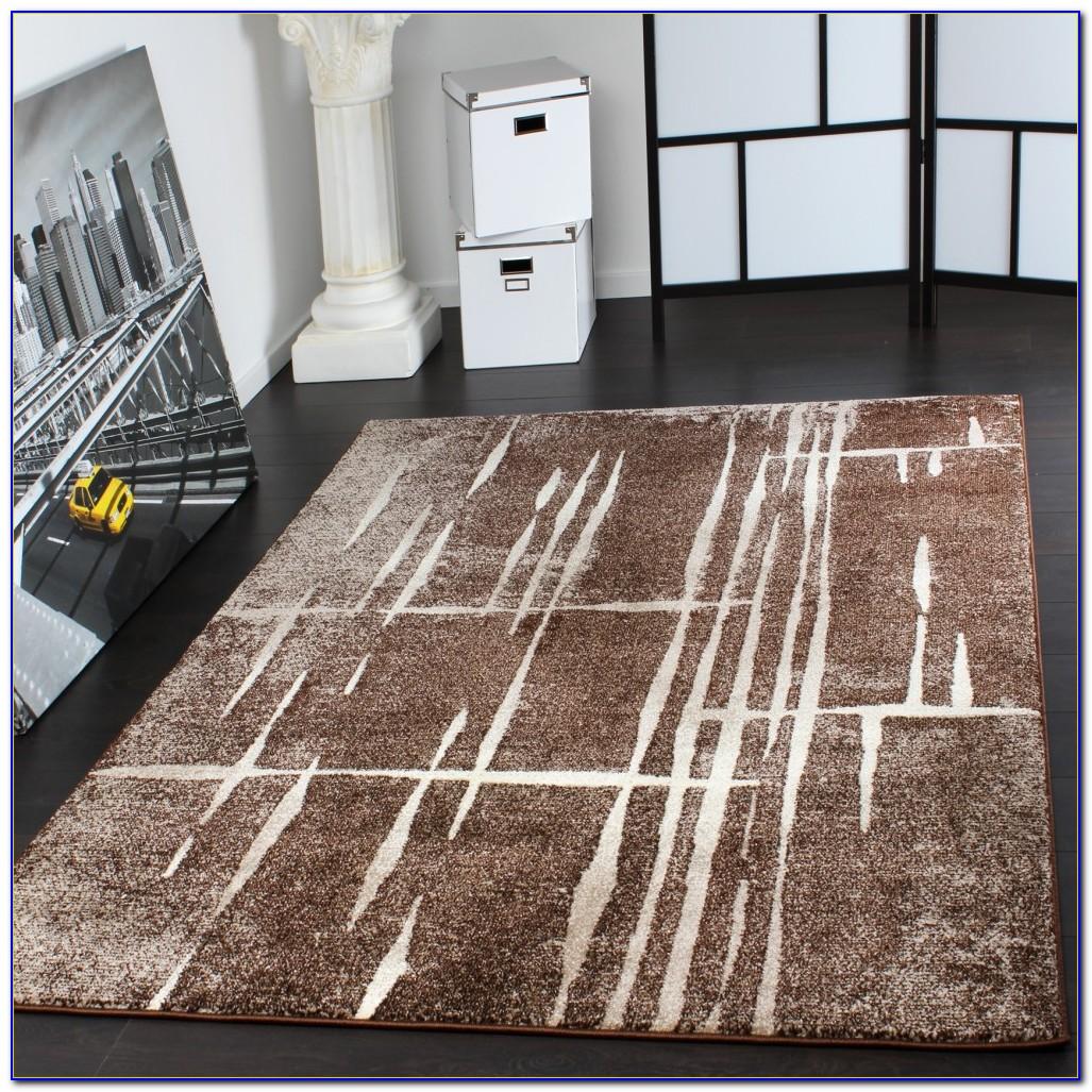 Teppich Casa Beige Braun
