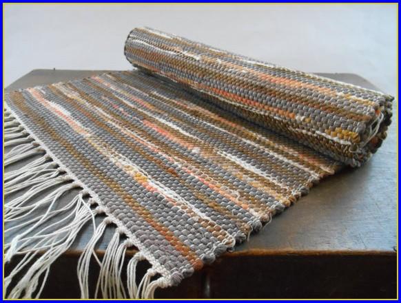 Teppich Flach Gewebt Wolle