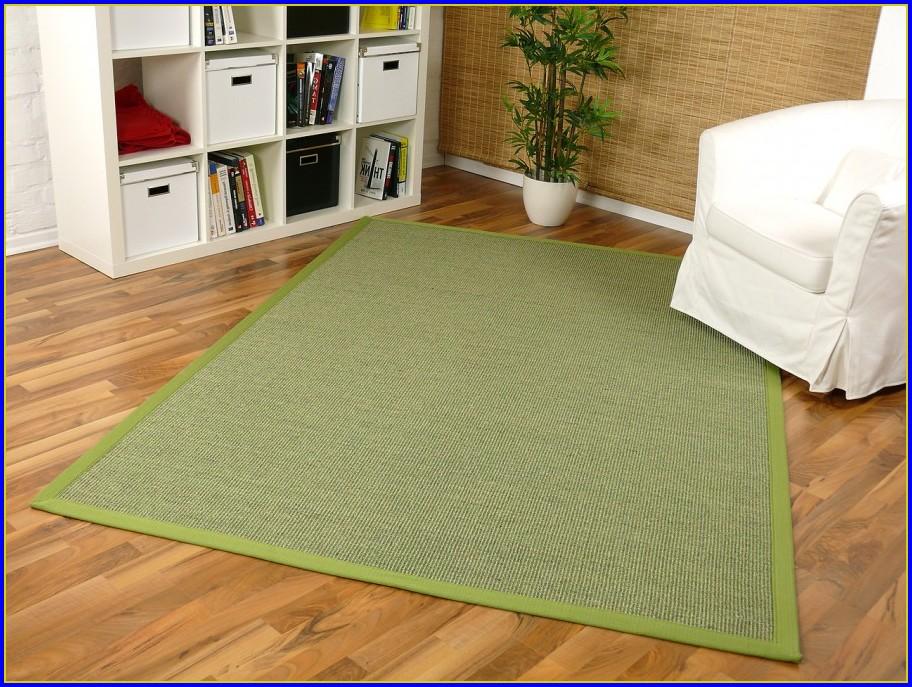 Teppich Grn