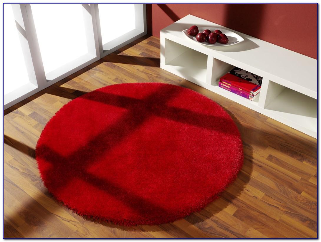 Teppich Rot Rund Ikea