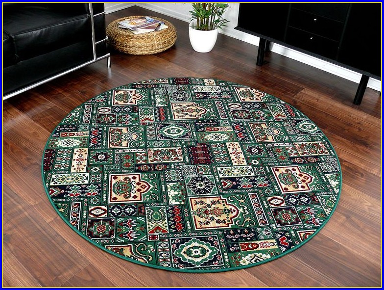 Teppich Rund 160 Terra