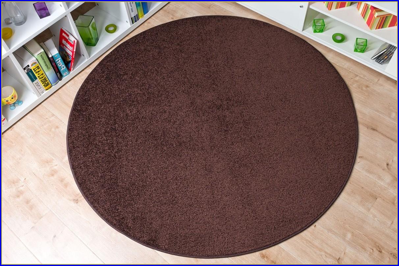 Teppich Rund 200 Cm Natur