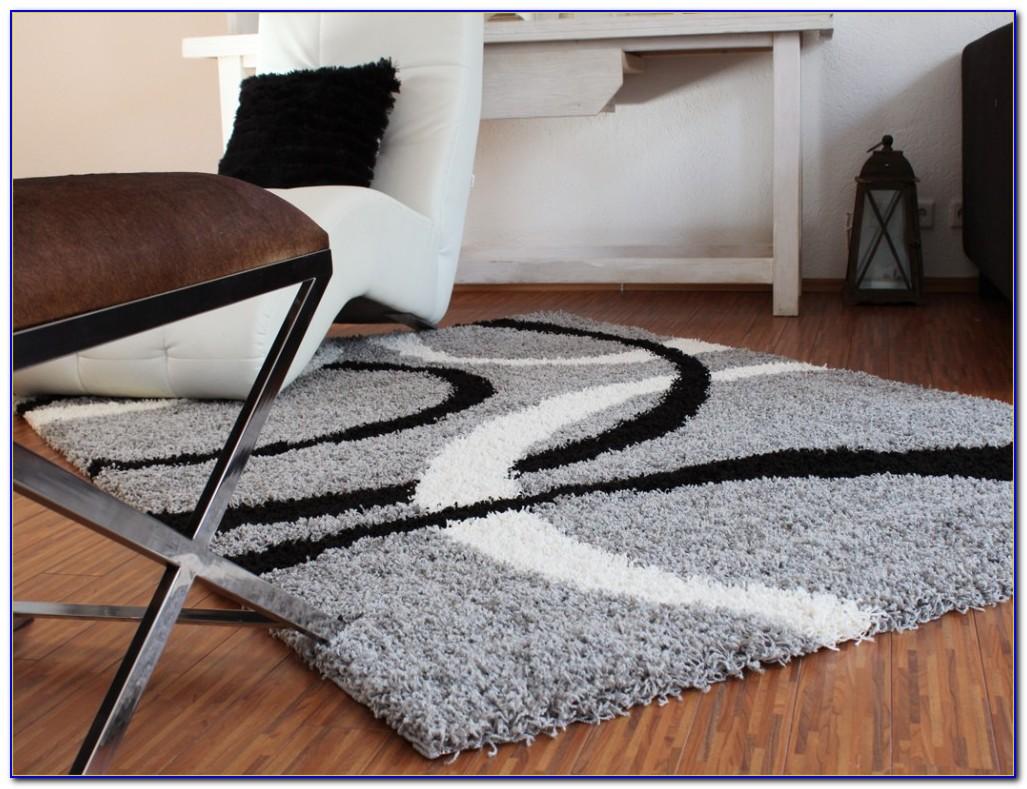 Teppich Schwarz Weiß Ikea