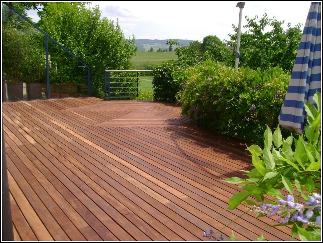 Terrasse Aus Kunststoff Holz