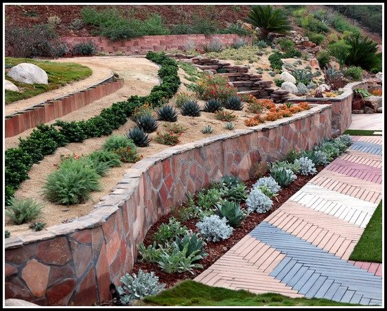Terrasse Garten Bauen
