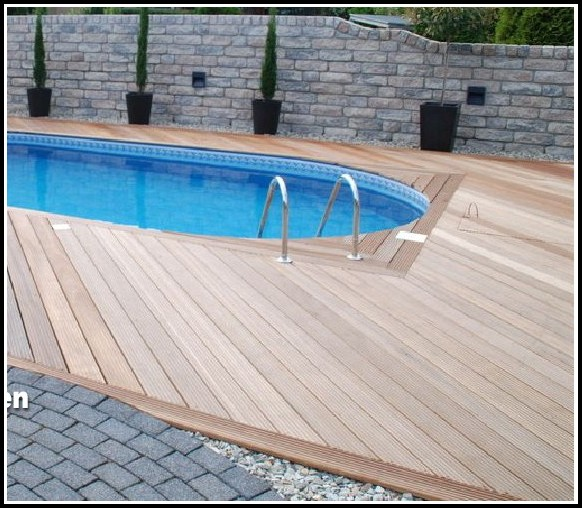 Terrasse Holz Abstand Unterkonstruktion