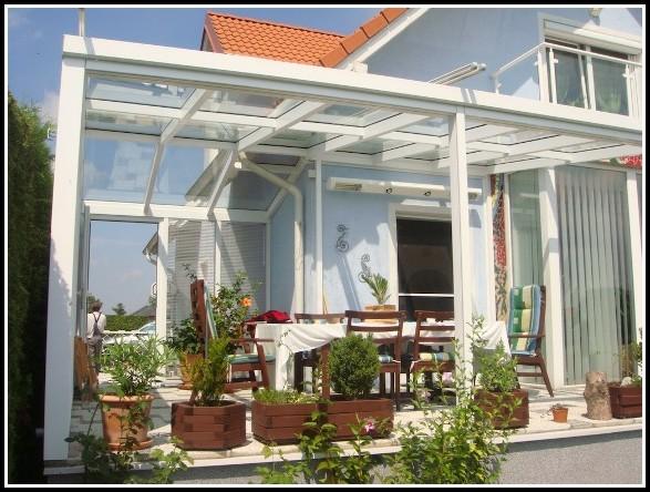 Terrasse Holz Kunststoff