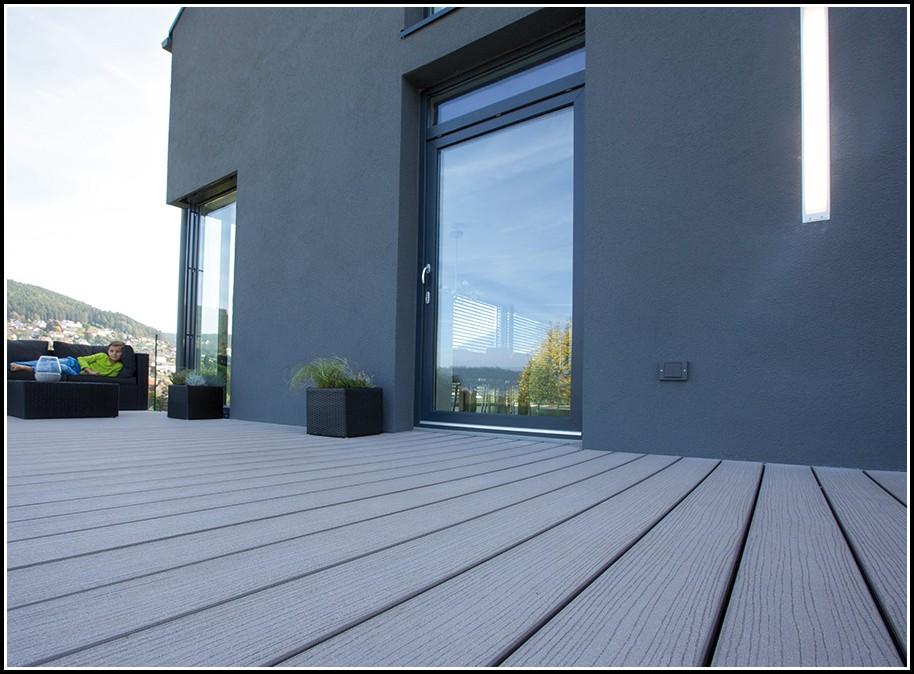 Terrasse Holz Oder Kunststoff