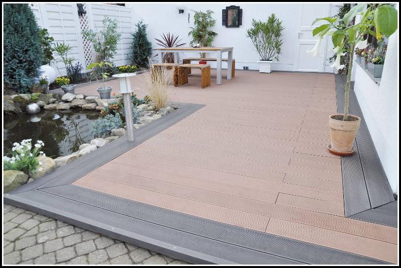 Terrasse Holz Verlegen Abstand